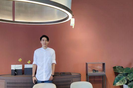"""Kiến trúc sư Lê Anh Tuấn: """"Cảm hứng sáng tạo nằm ngoài khuôn khổ cầu toàn."""""""