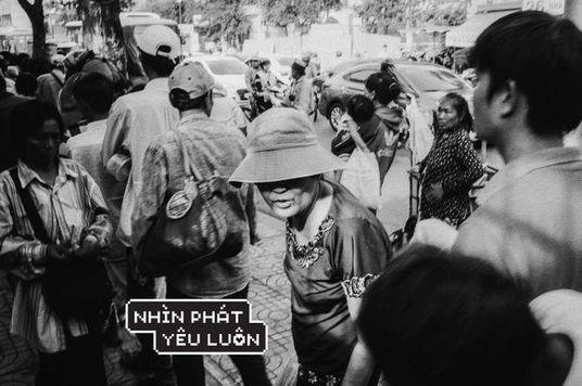 Joanik Bellalou Sees Saigon In Black And White