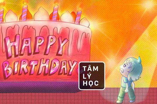 """Birthday blues: Tại sao bạn cảm thấy """"sợ"""" sinh nhật?"""