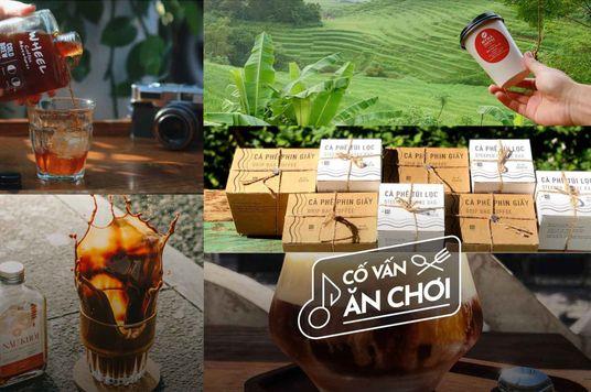 """5 Tiệm cà phê thủ công giao tận nhà ở Hà Nội cho hội """"coffeholic"""""""