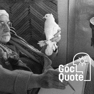 Henri Matisse: Đừng cố gắng trở nên nguyên bản