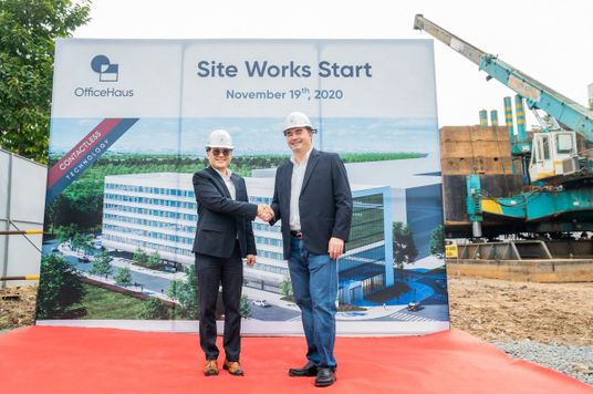OfficeHaus Announces The Start of Site Clearance Works at Celadon City