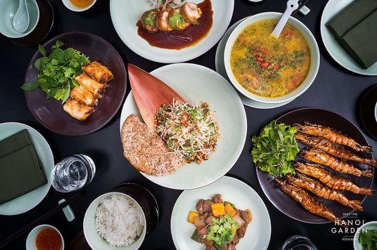 Nhà hàng Hanoi Garden qua lăng kính của thế hệ tiếp nối