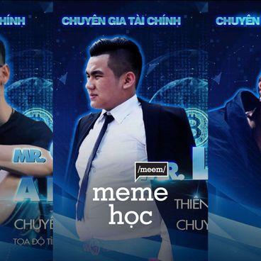 Meme học: Chuyên gia tài chính tấu hài tài tình