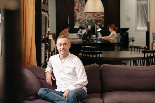 How I Manage: Studio Noor's Co-Founding Partner David Hodkinson
