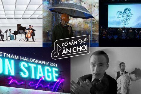 """5 Sự kiện nghệ thuật cho một cuối tuần """"bình thường mới"""" trọn vẹn"""