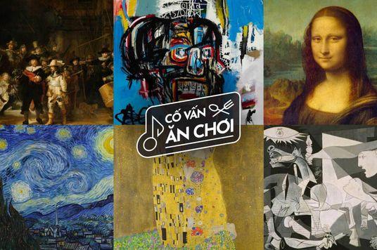 Dạo chơi 6 triển lãm trực tuyến của các tượng đài hội họa phương Tây