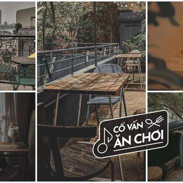 """5 Quán cà phê trong chung cư cũ để ngắm một Sài Gòn rất """"chill"""""""