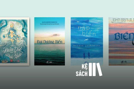 Đọc gì để vơi nỗi nhớ biển khi mùa hè không thể đi xa?