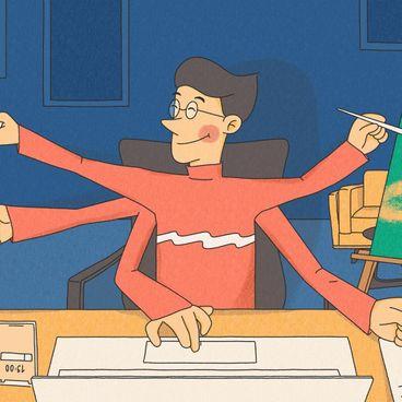 Office Gossip: Làm freelance khi đã có việc toàn thời gian?