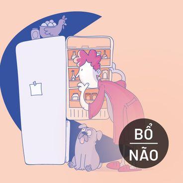 Bổ Não: Vì sao cứ mở cửa tủ lạnh ra là quên mất cần lấy gì?