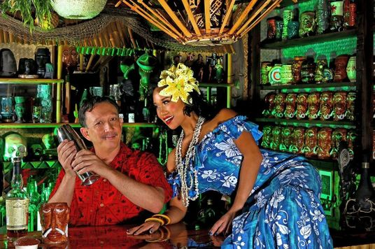 The Irresistible Draw Of The Tiki Culture