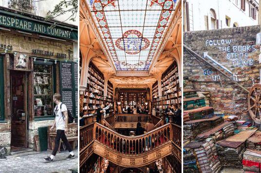 4 Tiệm sách tại châu Âu: Mỗi hiệu sách có một chuyện kể
