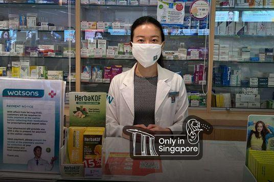 """Thu Hiền, dược sĩ Việt tại Singapore: """"Thật may mắn khi được sinh sống ở đây"""""""