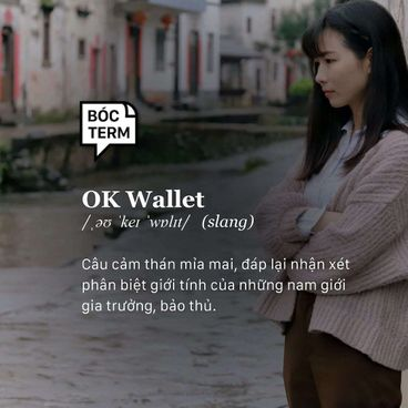 Bóc Term: OK wallet liên quan gì đến bình đẳng giới?