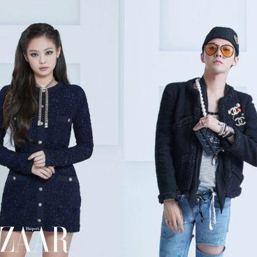 Không Quan Tâm: G-Dragon và Jennie hẹn hò
