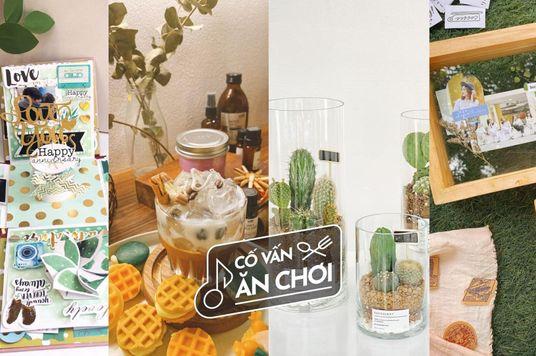 4 Gợi ý DIY ở Hà Nội để tự tạo niềm vui những ngày rảnh rỗi