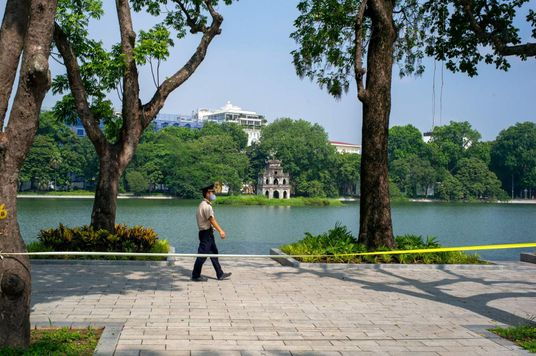 Expanded Lockdowns Forcing A Third Of Vietnam's Population To Stay Home