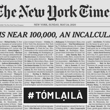 Tóm Lại Là: Những điều ta không biết về 100.000 ca tử vong ở Mỹ