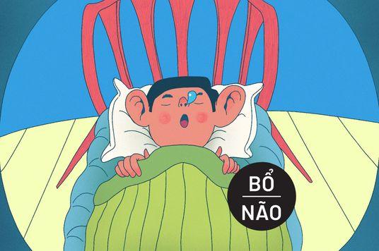 """Đi ngủ phải đắp chăn là """"nghi thức"""" gì của não bộ?"""