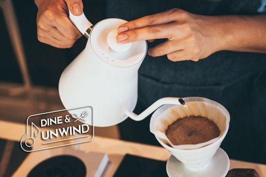Dine & Unwind: 4 Recipes To Step Up Your Coffee Game At Home