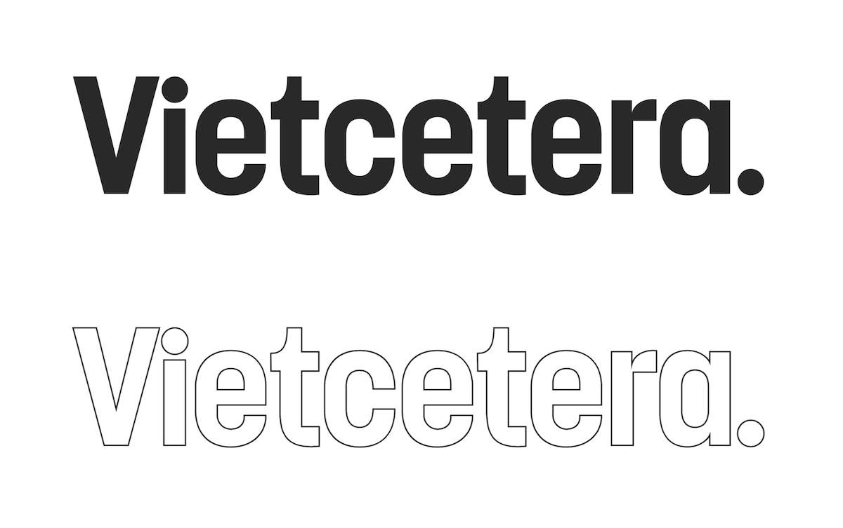 Vietcetera's New Brand: A Logo Inspired From Local Heritage And Global Ambitions | Vietcetera