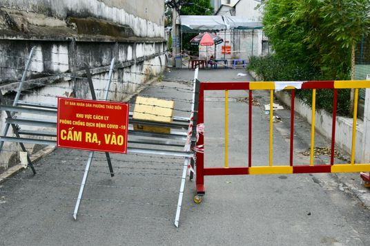Vietnam's COVID-19 Cases Top 100,000; Ho Chi Minh City Sets New Rules