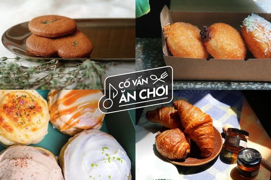 Stay Socially-Distanced. Call Up These 4 Bake Shops In Saigon This Weekend