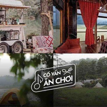 """4 Địa điểm cắm trại ngoài trời để bật công tắc """"hồn nhiên"""""""
