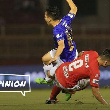 Chấn thương của Hùng Dũng: Vì sao bóng đá Việt Nam chưa lớn?