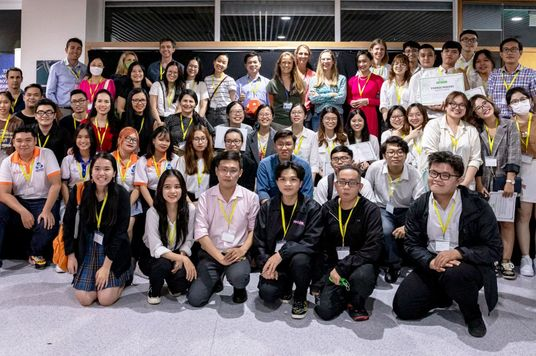 Vietnam's Future Leaders Impress Jury At ReThink Plastic's Design Factory