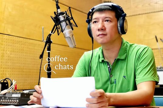 Coffee Chats: Vu Quang Huy Spills What Life Is Like As Football Commentator