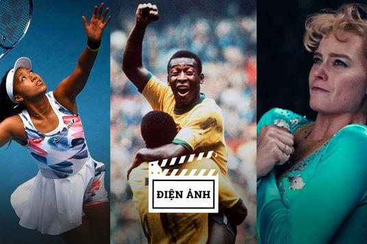 5 Phim thể thao cho một mùa Olympic lịch sử