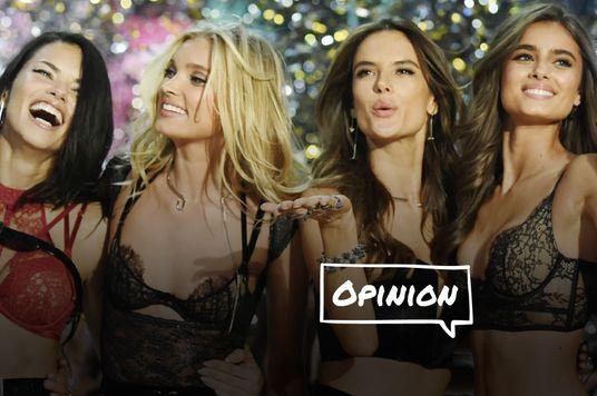 Có phải chúng ta đã quá khắt khe với Victoria's Secret?