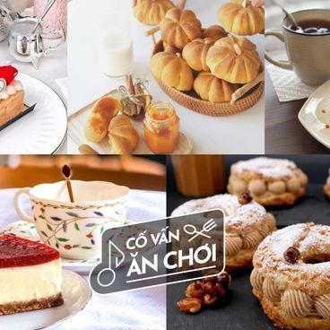 5 Tiệm bánh ngọt giao tận nhà ở Hà Nội