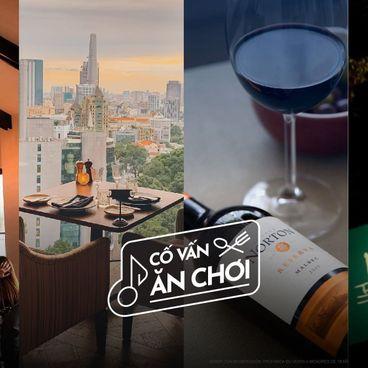 4 Địa chỉ cho các tín đồ rượu vang ở Sài Gòn