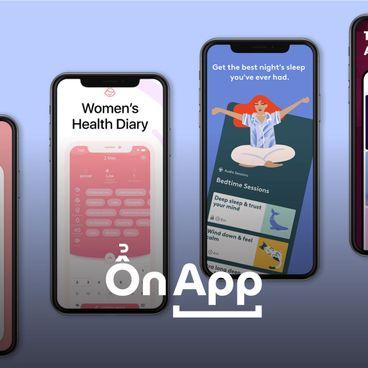 """4 Ứng dụng """"trợ lý sức khoẻ"""" dành riêng cho nữ giới"""