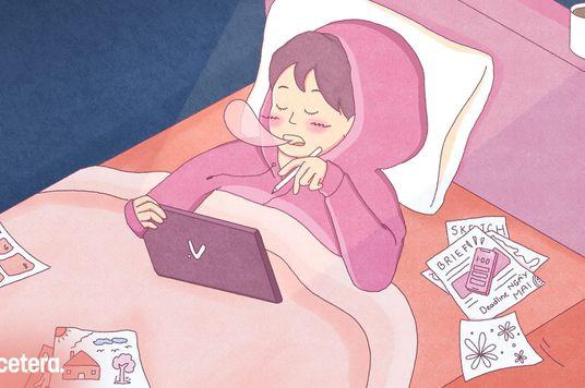 Trong lúc chạy deadlines bạn càng nên đi ngủ, đây là lý do