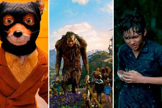 5 Phim điện ảnh xuất sắc chuyển thể từ văn học tuổi thơ