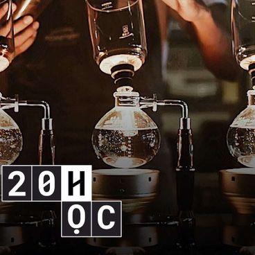 20 Giờ để trở thành barista