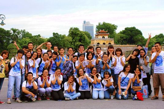 How Hanoi kids is Building Citizenship in Vietnamese Youth