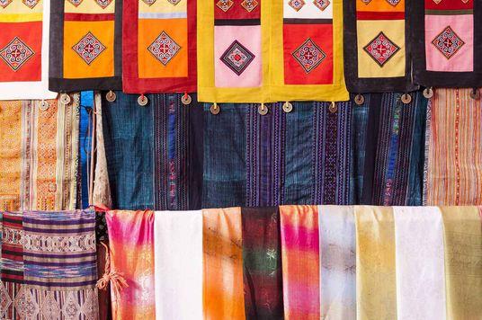 The Oldest Silk Village in Vietnam: Van Phuc Silk Village