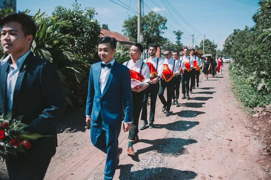 What To Know At A Wedding Ceremony In Vietnam