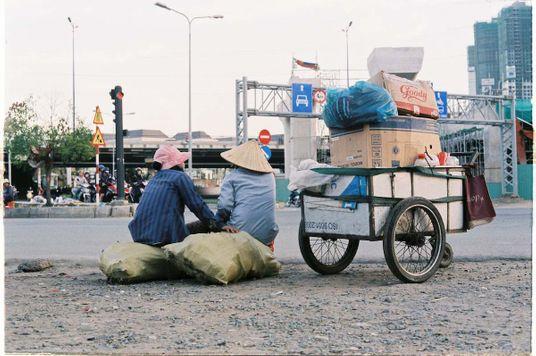 Photo Essay: Under the Saigon Bridge