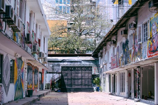 Vanishing Spaces In Ho Chi Minh City
