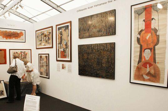 Top Galleries To Visit In Hanoi