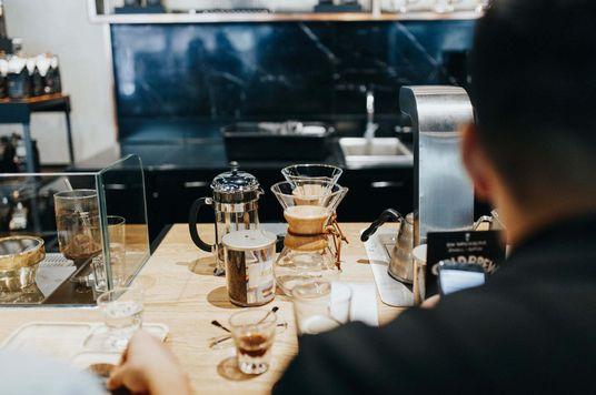 Top 5 cốc cà phê Arabica thơm dịu cho mùa thu Hà Nội