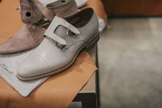 Santoni - Đỉnh cao nghệ thuật chế tác giày da Ý