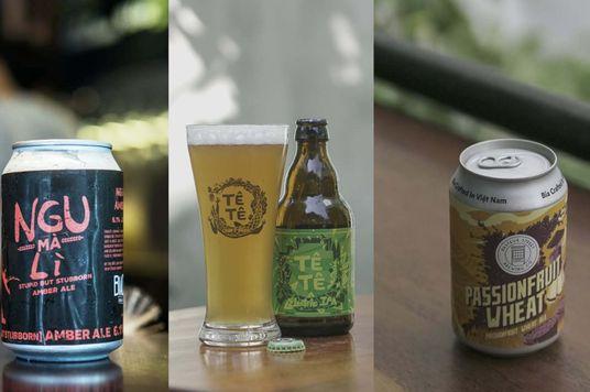 A Brewmaster's Cookbook: Three Craft Beer Recipes In Vietnam
