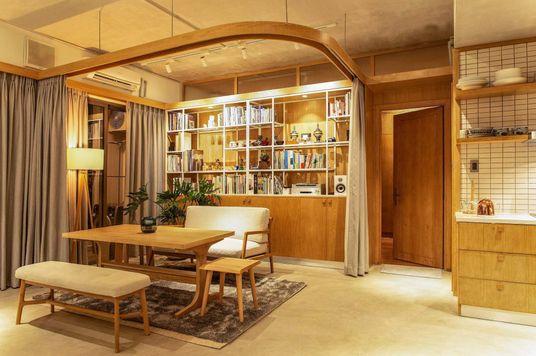Thiết kế không gian sống nhỏ gọn cùng Red5Studio
